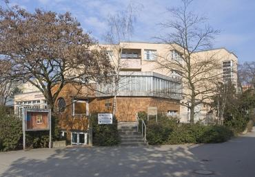 Kirche im Gemeinwesenzentrum Heerstr. Nord